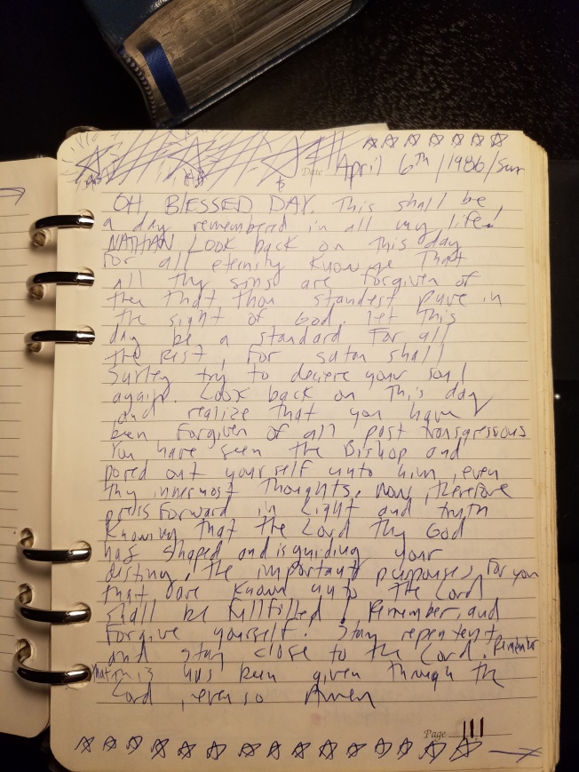 Journal Entry